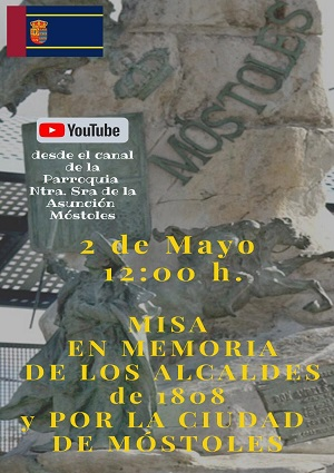 Cartel Misa 2 de mayoweb